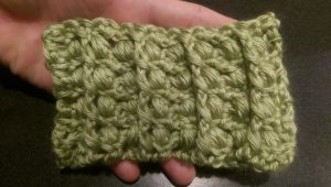 Grapevine Stitch Crochet