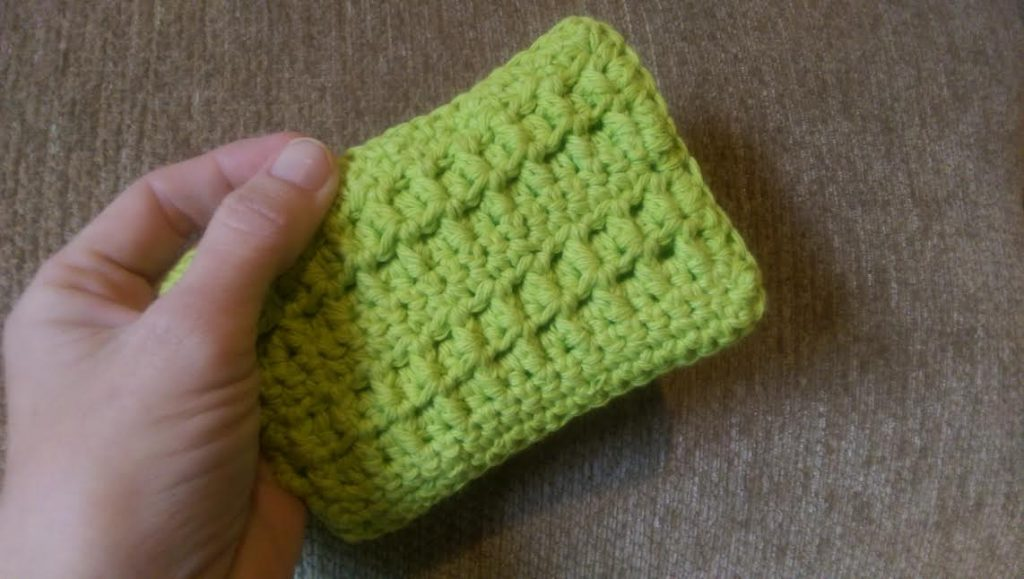 Crocheting Pot Scrubbers : The ULTIMATE Non-Abrasive Dish & Pot Scrubber! The Scrub-A-Done ...