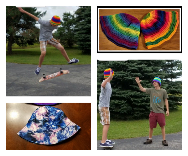 crochet bucket hat pattern