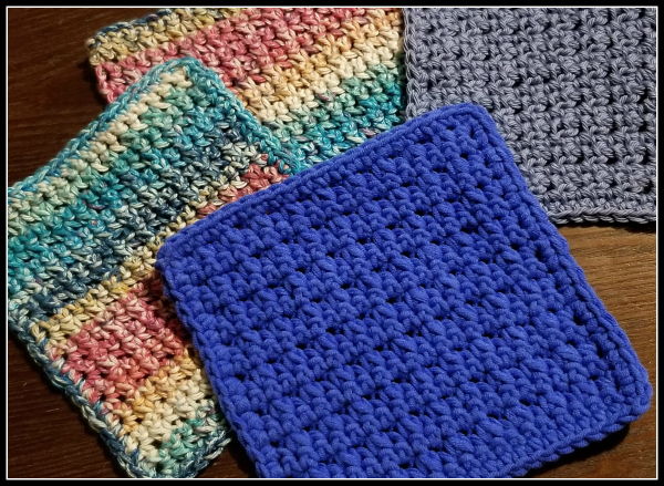 Spritz Cookie Crochet Dishcloth Yarnwarscom